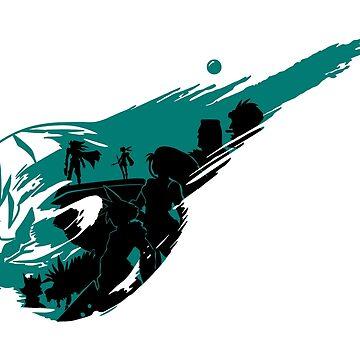 Defenders of the Planet by ninjalemon