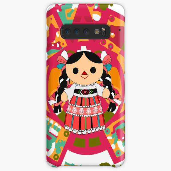 Maria 4 (Mexican Doll) Samsung Galaxy Snap Case