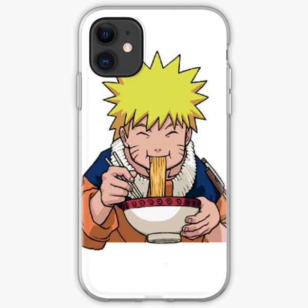 Naruto Ramen iPhone Soft Case