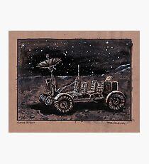 Lunar Rover  Photographic Print