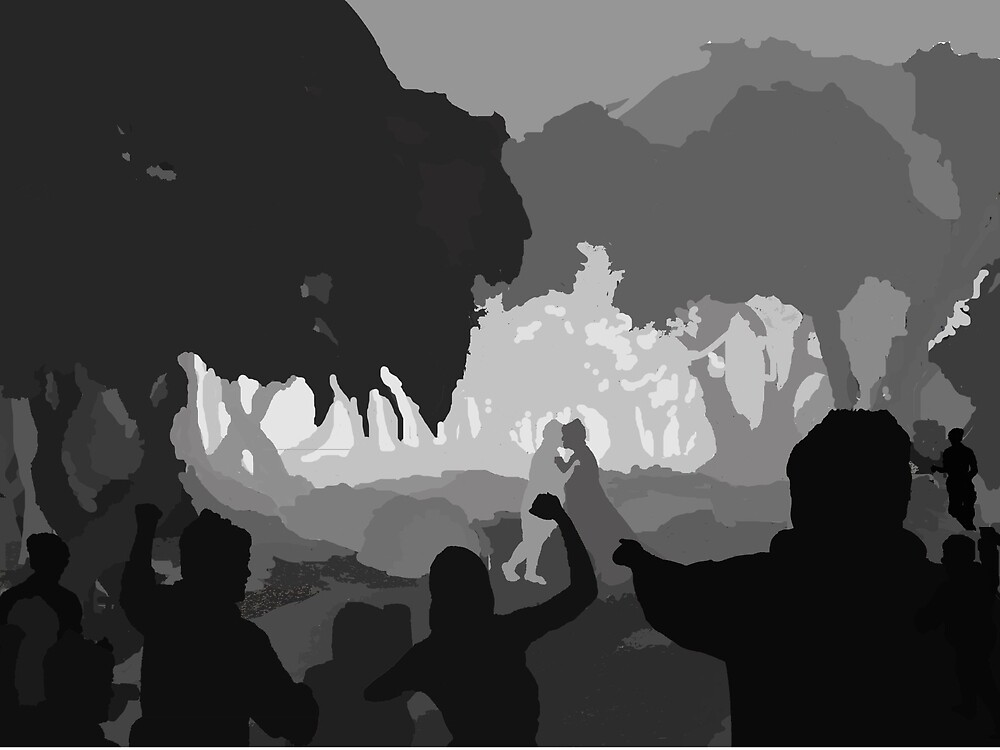 Great Escape, alternate version/version 2. by GdemonpetSellin