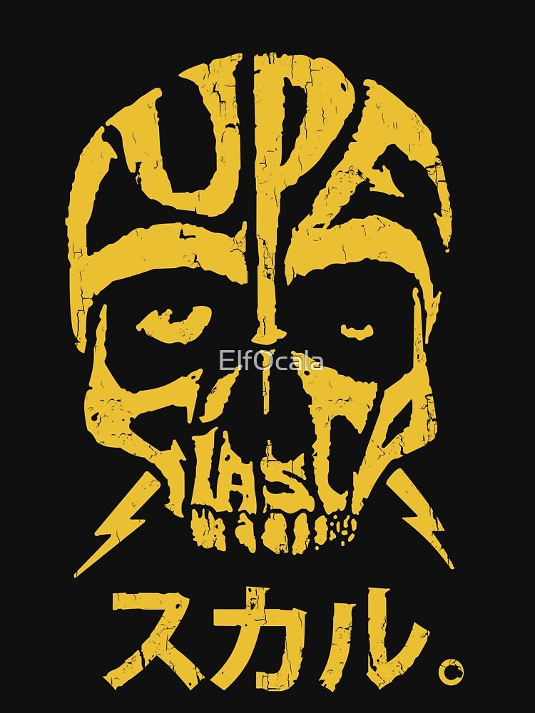 Lupe Fiasco Skull by ElfOcala