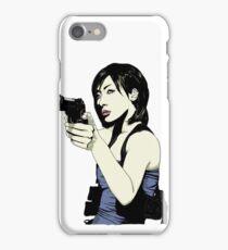 jill valentine iPhone Case/Skin