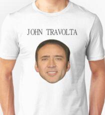 John Travolta/Nicolas Cage Face/Off Unisex T-Shirt