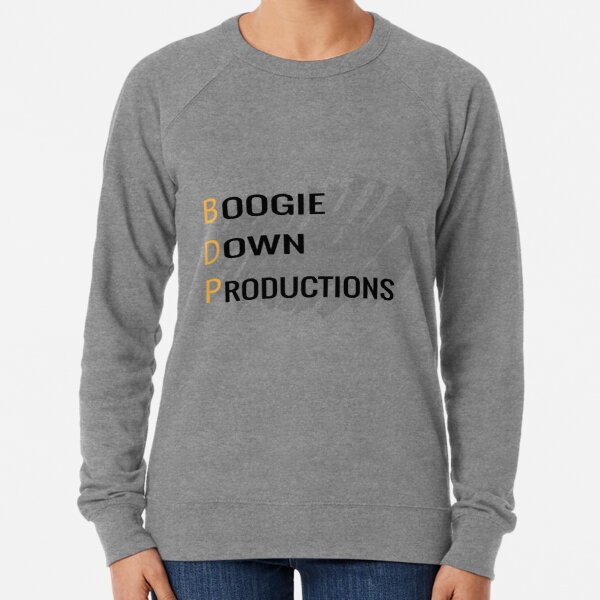 boogie down productions | supreme krs one bdp Lightweight Sweatshirt