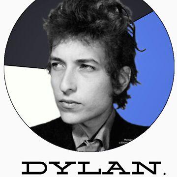 Bob Dylan Circular by BadAnimals