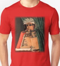 Giuseppe Arcimboldo - The Librarian T-Shirt