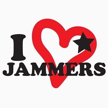 I <3 Jammers by NineOh