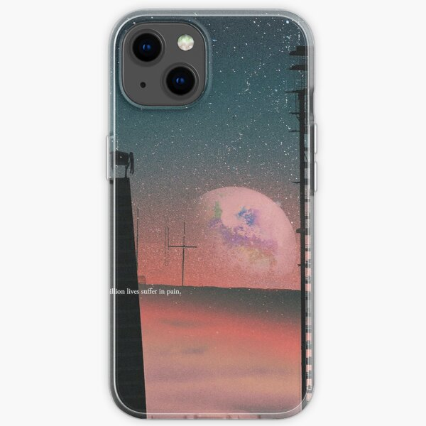 A Galactic Melancholy III iPhone Soft Case