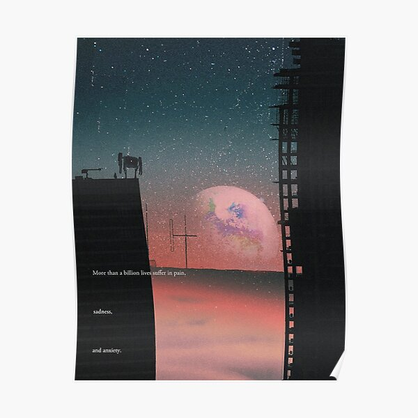 A Galactic Melancholy III Poster