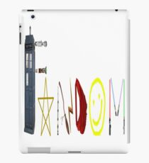 FANDOM iPad Case/Skin