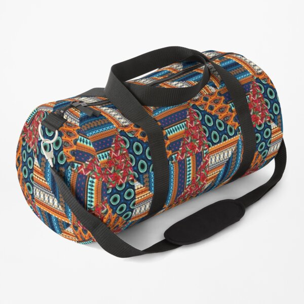 Tribal Ethnic Duffle Bag