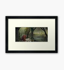 Labyrinth, Ludo, the bog of eternal stench Framed Print
