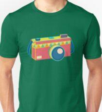 Say Cheese! - retro Camera Unisex T-Shirt