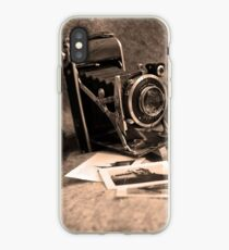 Old camera iPhone Case