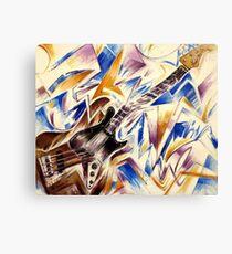 Fender Jazz Bass Canvas Print