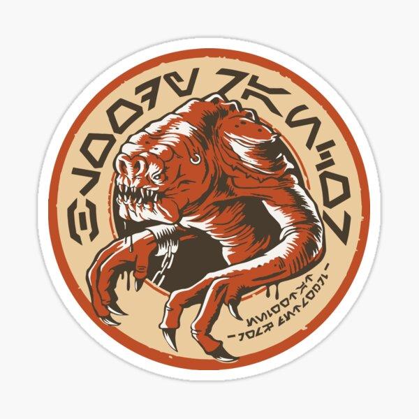 Bloody Rancor Oga's Coaster 3/6 Sticker