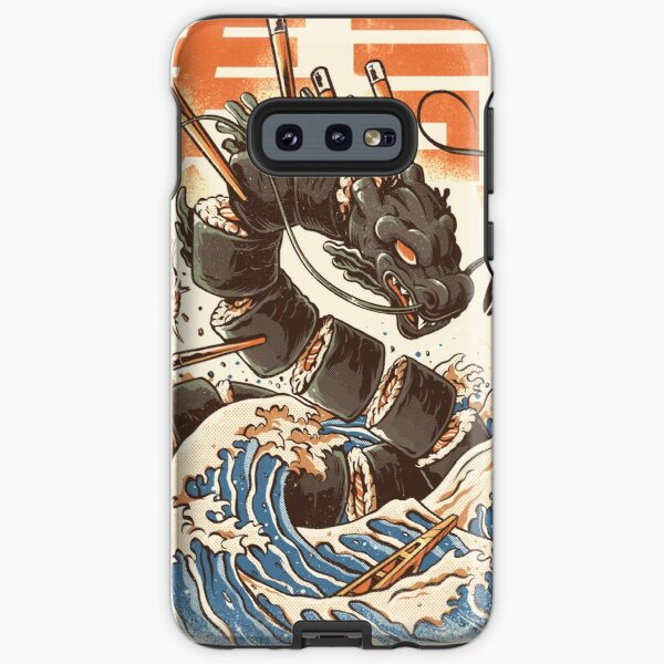 Great Sushi Dragon  Samsung Galaxy Tough Case