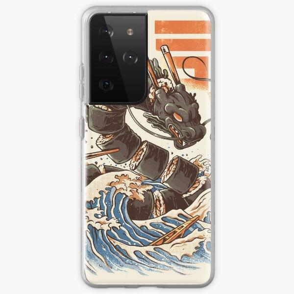 Great Sushi Dragon  Samsung Galaxy Soft Case