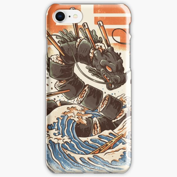 Great Sushi Dragon  iPhone Snap Case