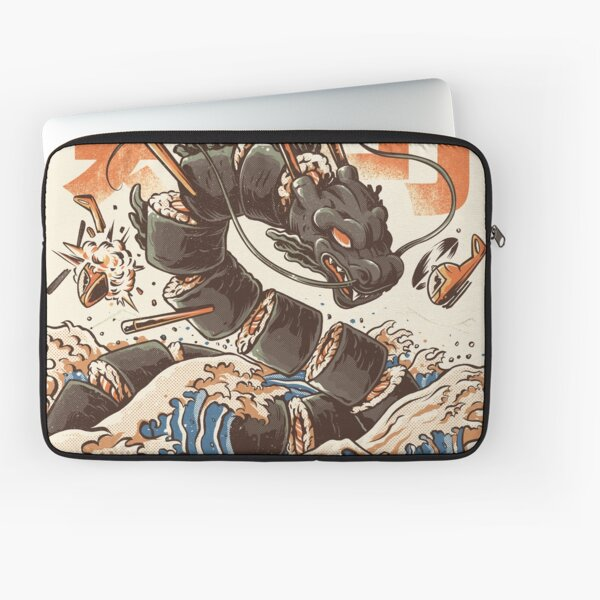 Great Sushi Dragon  Laptop Sleeve