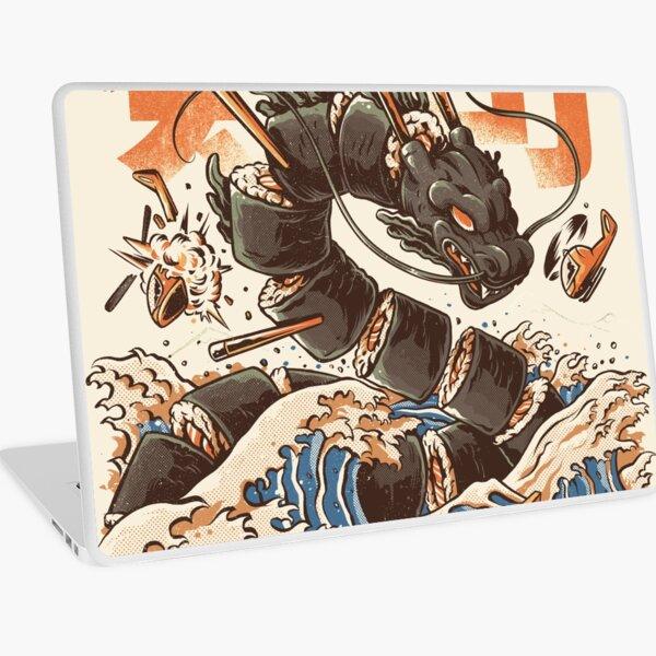 Great Sushi Dragon  Laptop Skin