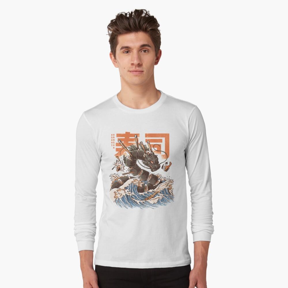 Great Sushi Dragon  Long Sleeve T-Shirt