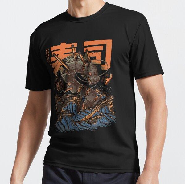 Great Sushi Dragon  Active T-Shirt