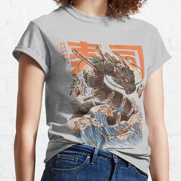 Great Sushi Dragon  Classic T-Shirt