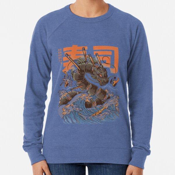 Great Sushi Dragon Sudadera ligera