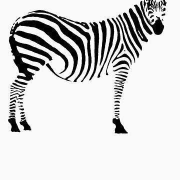 zebra by stoekenbroek