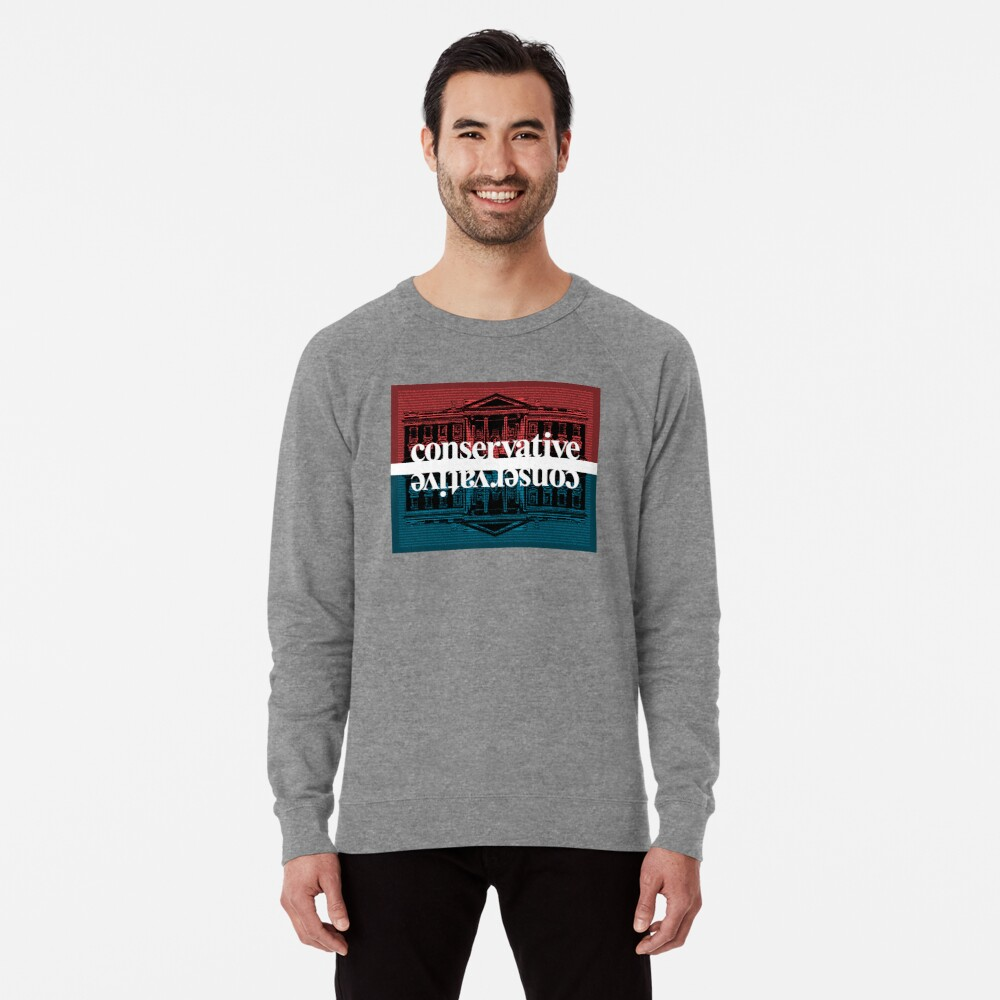 Conservative Lightweight Sweatshirt