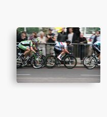 Mark Cavendish Tour of Britain 2013 Canvas Print