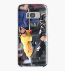 Bradley Wiggins - Tour of Britain 2013 Samsung Galaxy Case/Skin