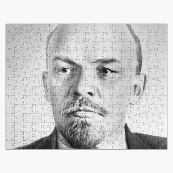 Vladimir Lenin. Vladimir Ilyich Ulyanov, better known by his alias Lenin, was a Russian revolutionary, politician, and political theorist. Jigsaw Puzzle