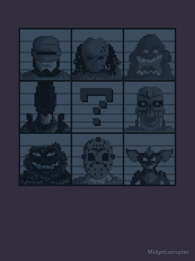 Select your character by Midgetcorrupter