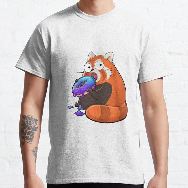 Galaxy Zuckerdonut essender knuddeliger Panda Classic T-Shirt