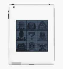 Select your character iPad Case/Skin