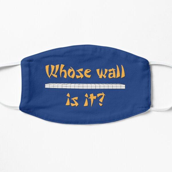 Mahjong - Whose wall is it? Mask
