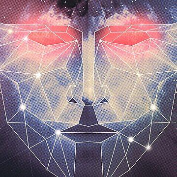 Cara geométrica de LaCron