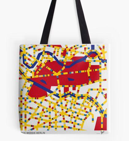 BOOGIE WOOGIE BERLIN Tote Bag