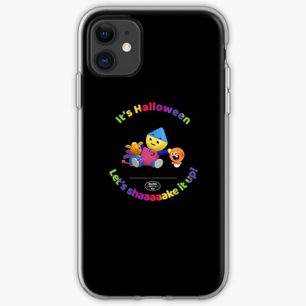 Charlie's Colorforms City - Let's Shaaaaake it up iPhone Soft Case