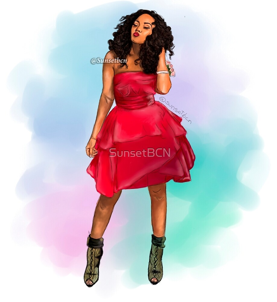 Leigh-Anne Pinnock by SunsetBCN