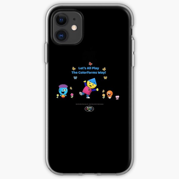Charlie's Colorforms City - Let's all play the Colorforms way! iPhone Soft Case
