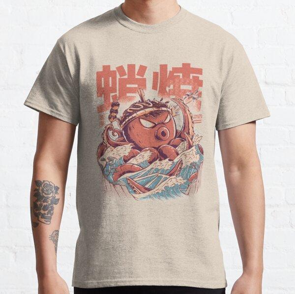 Takoyaki Attack Classic T-Shirt