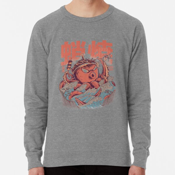 Takoyaki Attack Lightweight Sweatshirt