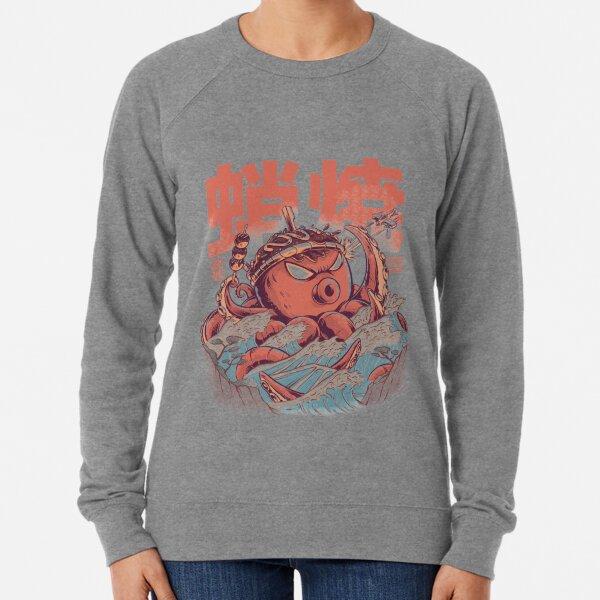 Takoyaki Attack Lightweight Sweatshirt