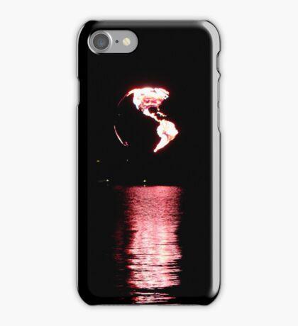 Illuminations Globe iPhone Case/Skin