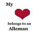 My heart belongs to an Alleman by Allemann