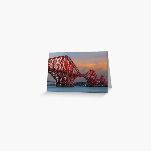 Forth Bridge (2) Greeting Card